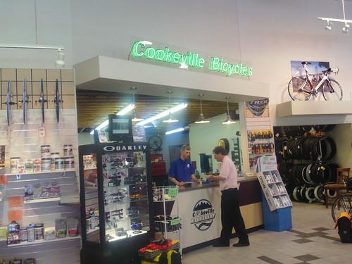 cookeville bike shop