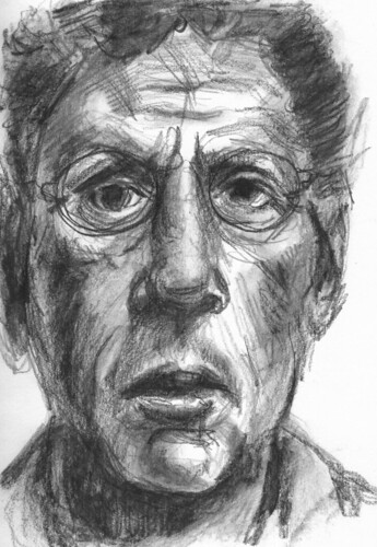 Philip Glass by husdant