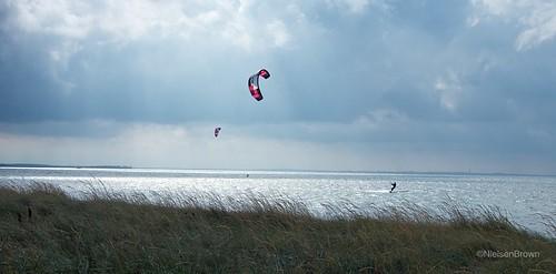Kite Surfing Lynæs