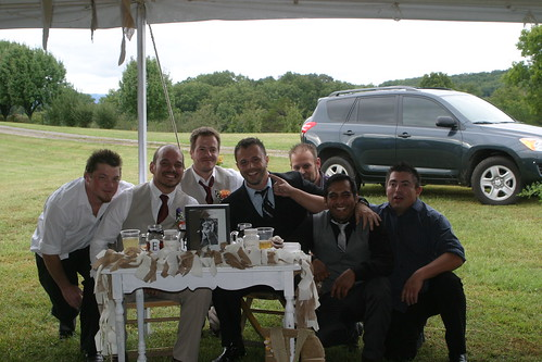 41 McSwain & Rodarte Wedding, Strawberry Plains, TN