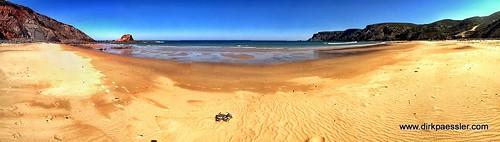 Praia Da Ponta Ruiva by Dirk Paessler