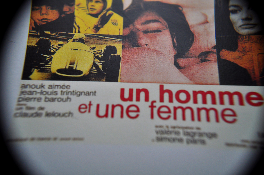 Un Homme et Une Femme detail1