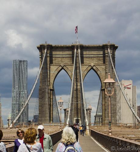 Brooklyn Bridge. NY. by JoseluBilbo.