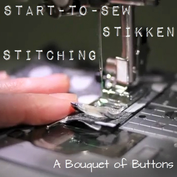 start-to-sew, leren, naaien, stikken, learn, stitching