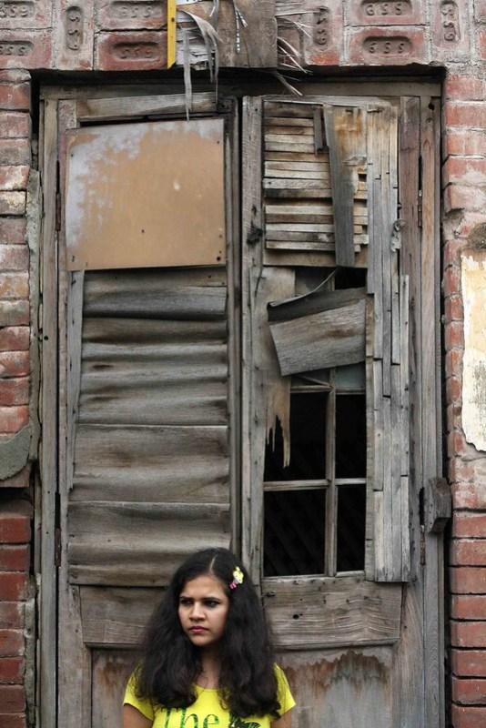 Delhi's Bandaged Moments – Taslima Nasreen, Behind Regal Cinema