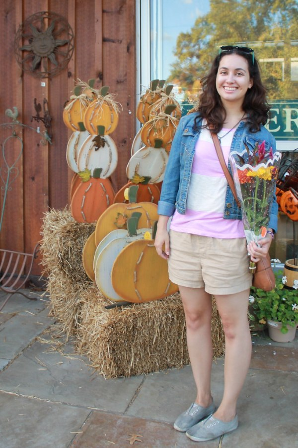Perfect Apple Picking Outfit
