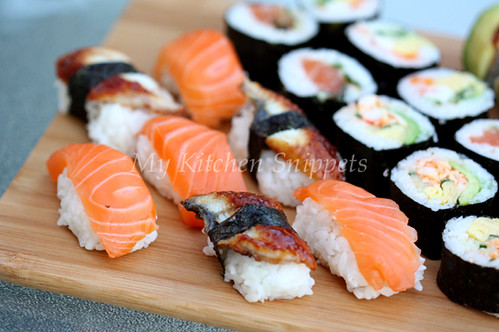 Gert sushi