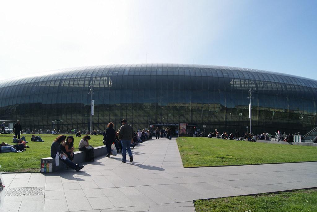 Gare centrale de Strasbourg