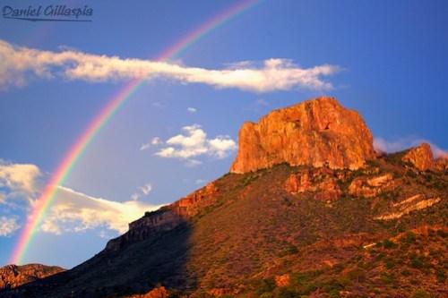 Big Bend - Casa Grande Rainbow
