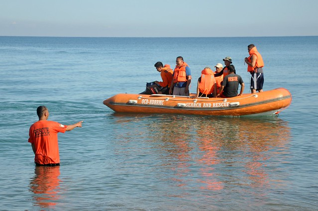 Search and Rescue Rubber Boat Operation Class 07- 2013 (8)
