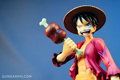 Monkey D. Luffy - P.O.P Sailing Again - Figure Review - Megahouse (47)