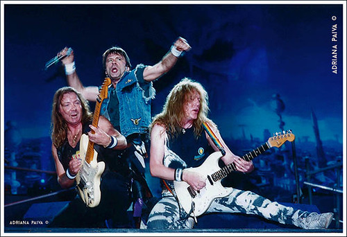 Rock in Rio 3 - Iron Maiden