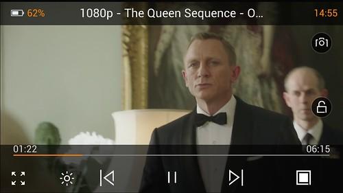 ชมไฟล์วิดีโอ Full HD 1080p บน Lenovo S920 สบายๆ
