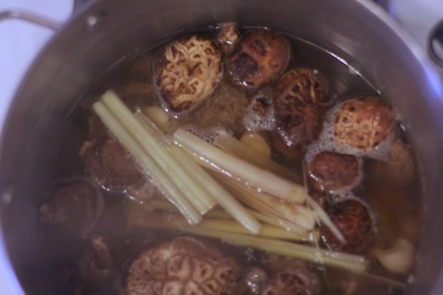 Mushroom Miso Ramen 6