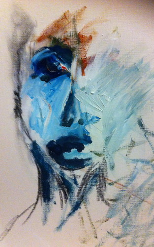 Nov 5 2013 Quick Paint Sketch