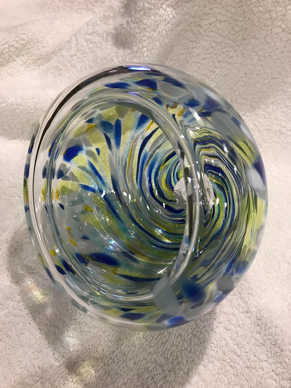 My first glass creation