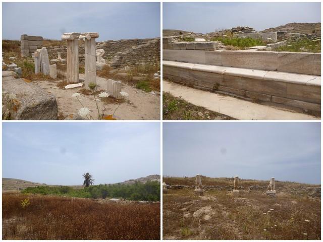 Delos was Apollo's birthplace