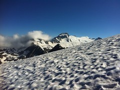 Blick auf die Dreiherrenspitze 3.499 m