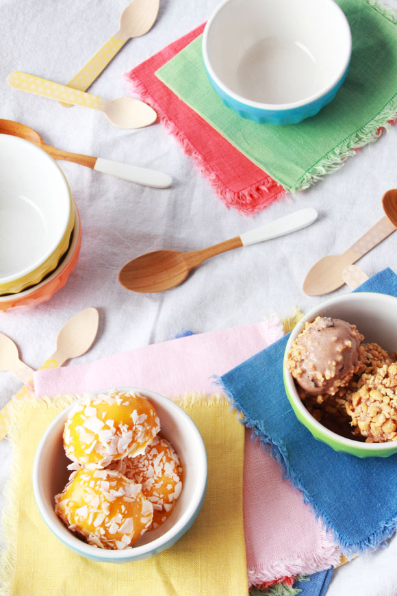 Ice Cream Social   Perpetually Chic for Channeling Contessa