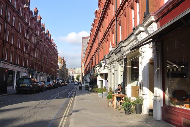 Chiltern Street