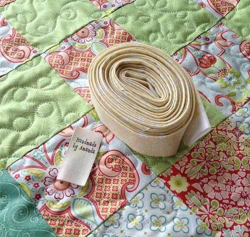 Binding roll
