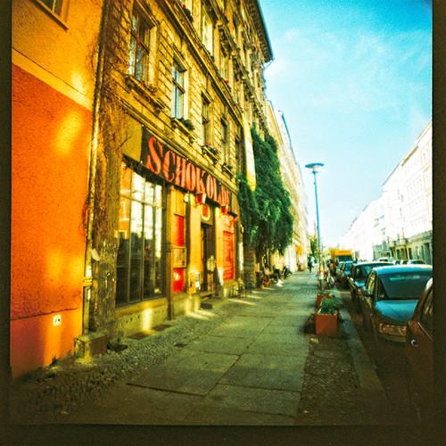 Schokoladen 2, Berlin