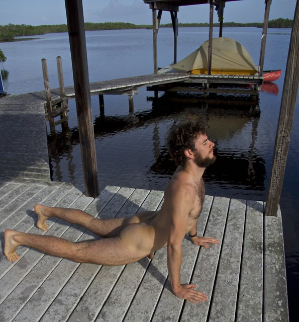 naturist 0002 Everglades, Florida, USA