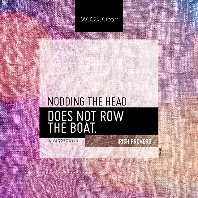 Nodding the head by WOCADO.com
