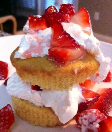 sberry shortcake