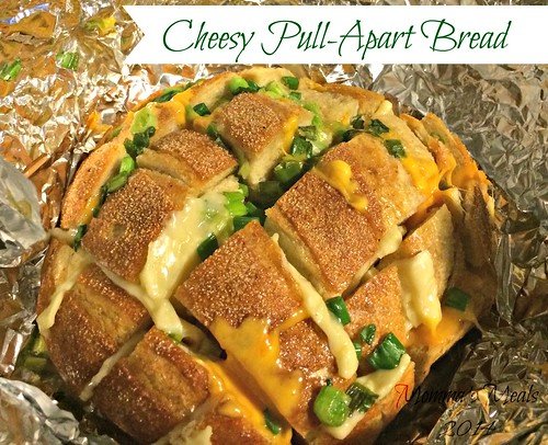 Cheesy Pull Apart Bread2