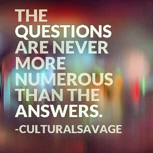 Always ask