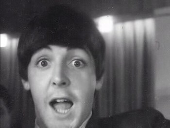 Paul McCartney Selfie