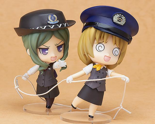 Nendoroid Marina Matoba and Kamaishi Mana
