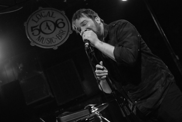 reggie & the full effect @ local 506