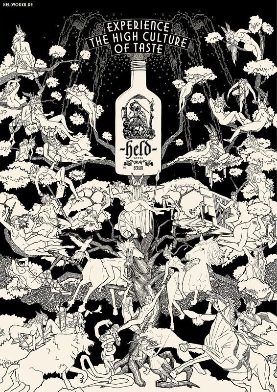 Heldvodka - Highcultureoftaste valhalla