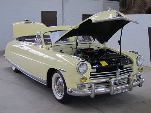 1949 Hudson Commodore 8 convertible a
