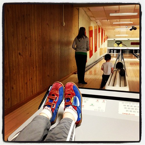 #bowling with friends