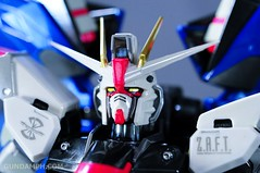Metal Build Freedom Gundam Prism Coating Ver. Review Tamashii Nation 2012 (73)