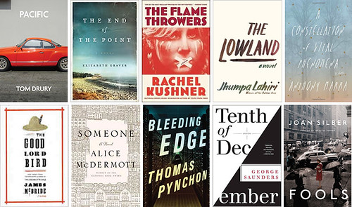2013 NATIONAL BOOK AWARD LONGLIST FOR FICTION
