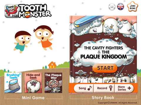 Tooth Monster
