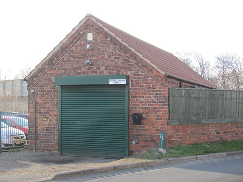 Old Fire Station, Redcar