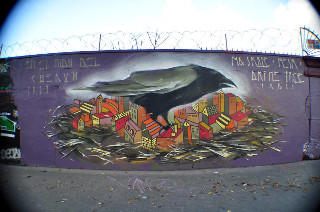 BMF En El Nido Del Cuervo