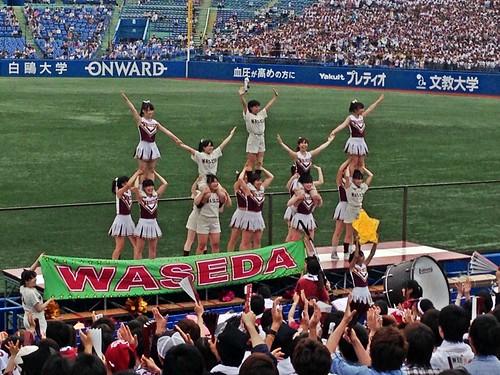 Waseda-Keio Baseball