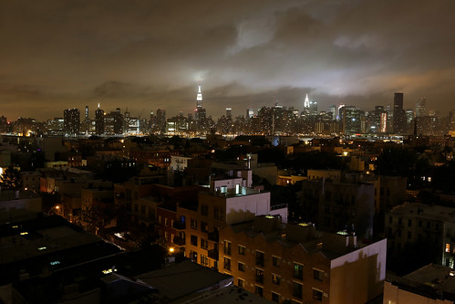 Gotham City by Condition NYC