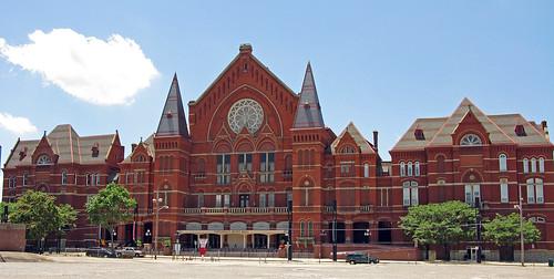 Cincinnati-Music-Hall