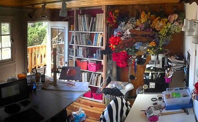 Studio Workspace