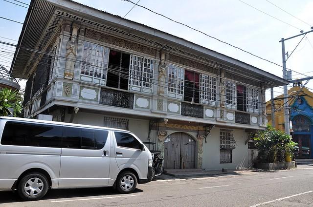 The Bautista Mansion