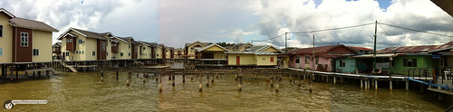 Kampong Ayer or Water village