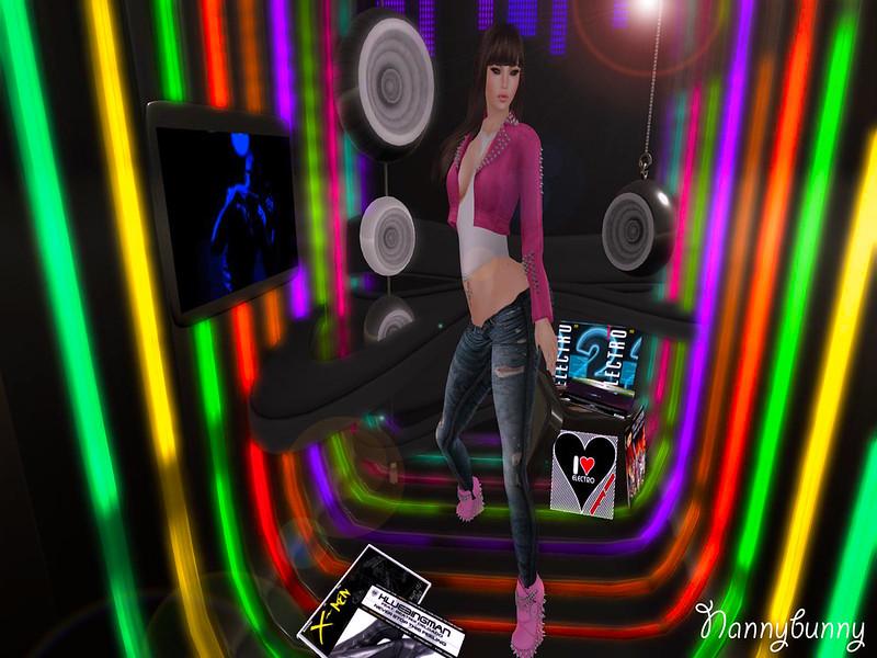 Fun at the Disco