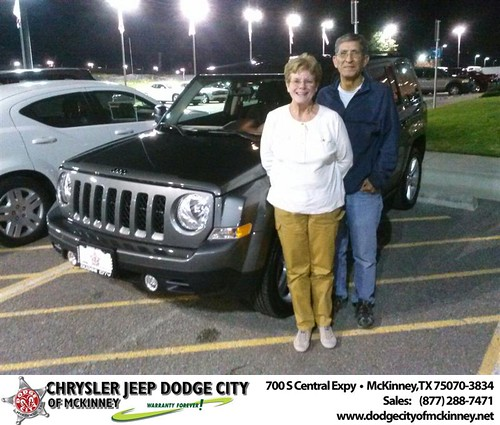 Happy Birthday to Julian Ramirez from David Walls and everyone at Dodge City of McKinney! #BDay by Dodge City McKinney Texas